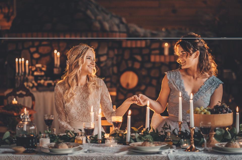 WEDDING POD SOKOŁEM – FENOMELNALNE MIEJSCE NA RUSTYKALNE WESELE W TRÓJMIEŚCIE