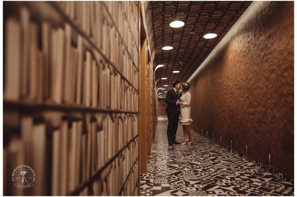 NATALIA & RAFAŁ – ZIMOWY ŚLUB W NIEZWYŁKŁYM HOTELU QUADRILLE W GDYNI ORŁOWIE