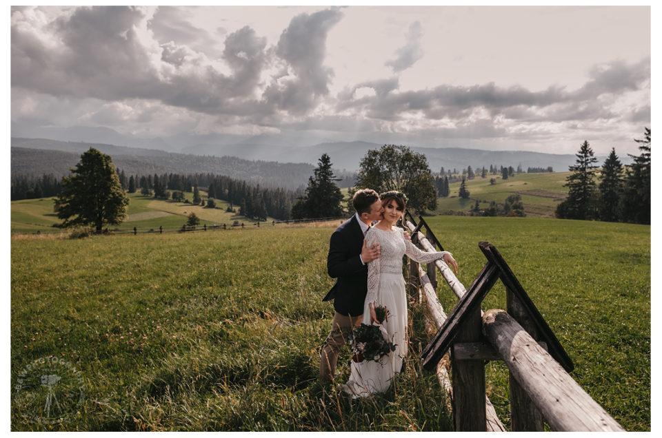 Ślub z góralskim przytupem, czyli jak prawie roznieśliśmy Stodołę u JoJo