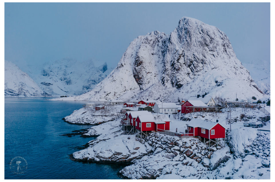 ZIMOWE LOFOTY –  LOFOTEN ISLANDS WINTER – LEICA M240 & VOIGTLANDER