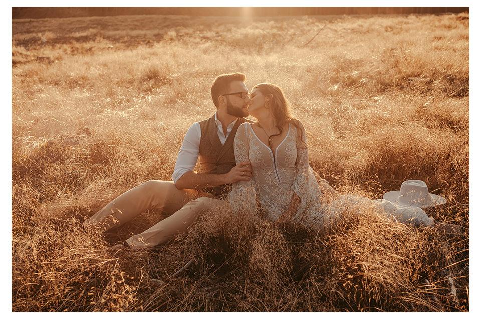 B&W Photography Wedding Session – Weronika i Przemek